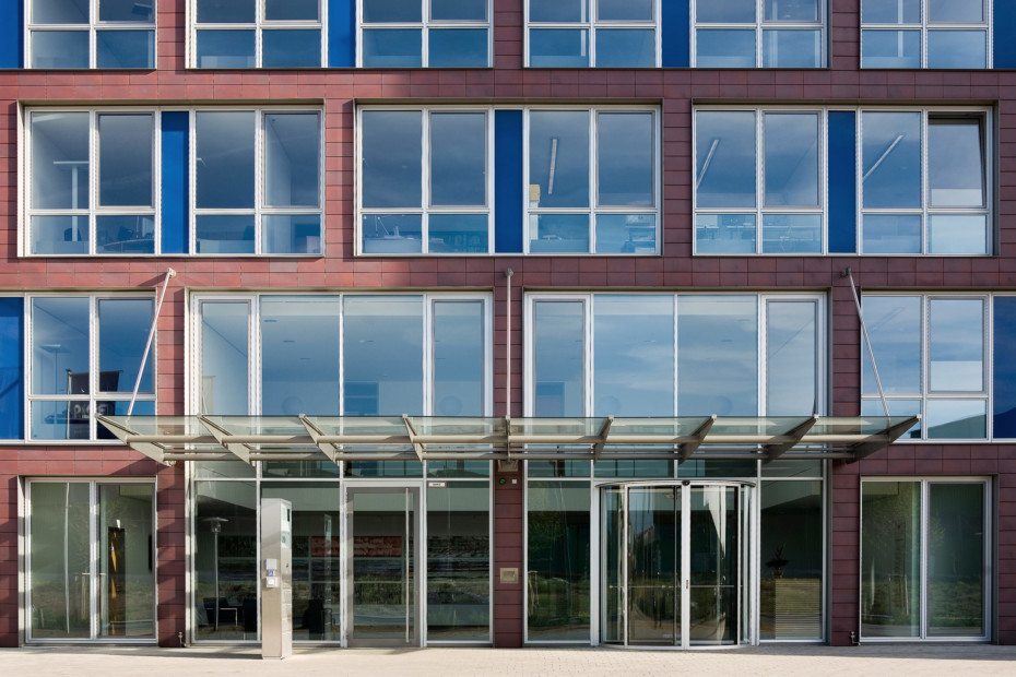 ALPHATON®, Bürohaus Pier Eins, Duisburg