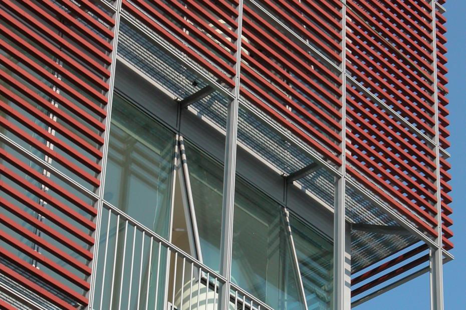 "LONGOTON®, Administration building""Dal Negro"", Treviso"