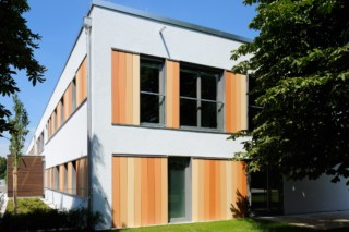 LONGOTON®, Day-care center, Landshut  by  Moeding