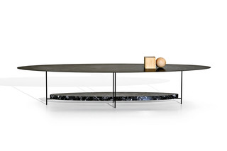 Panna Cotta coffee table  by  Molteni&C