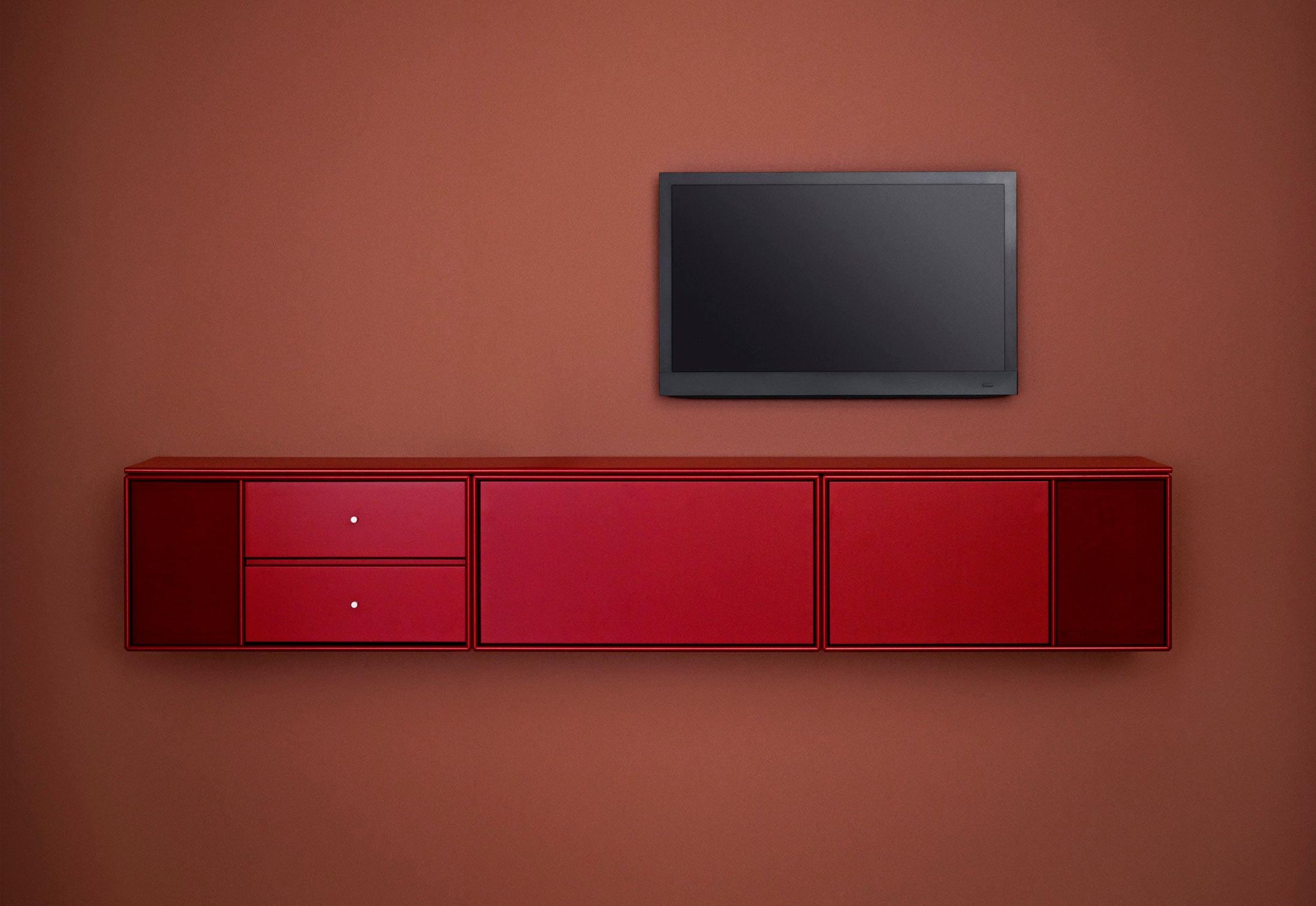 hi fi lowboard von montana stylepark. Black Bedroom Furniture Sets. Home Design Ideas