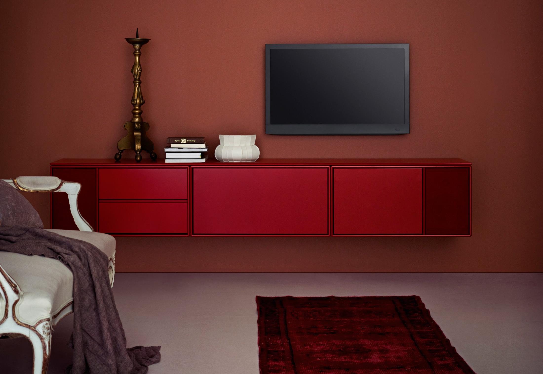 hi fi lowboard by montana stylepark. Black Bedroom Furniture Sets. Home Design Ideas