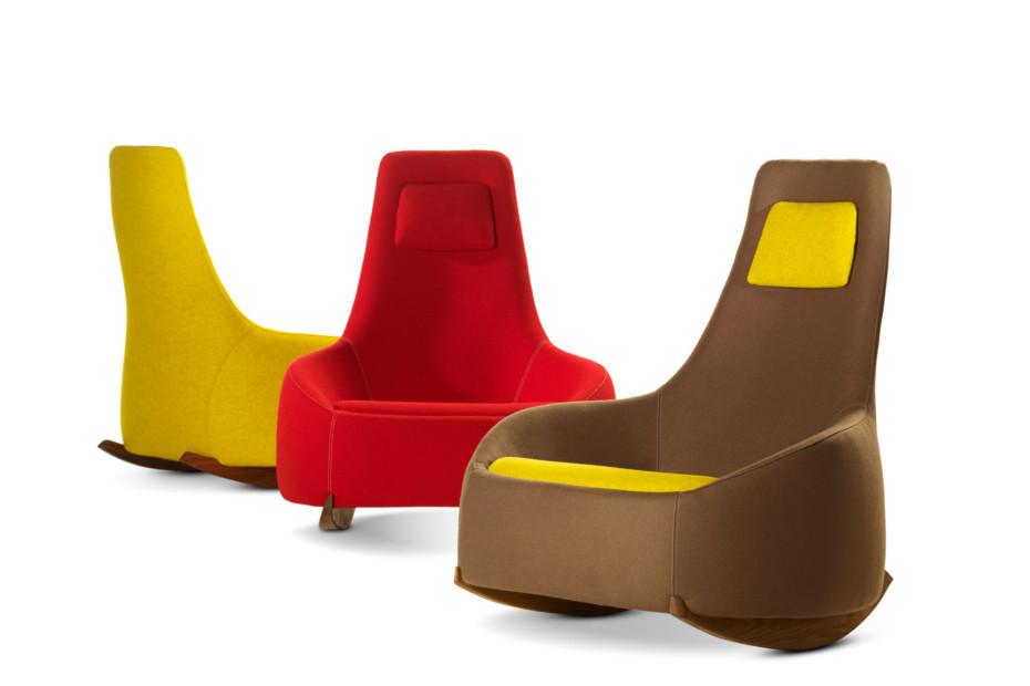 Dim Sum rocking chair