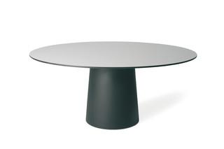Container table 180 round  by  Moooi