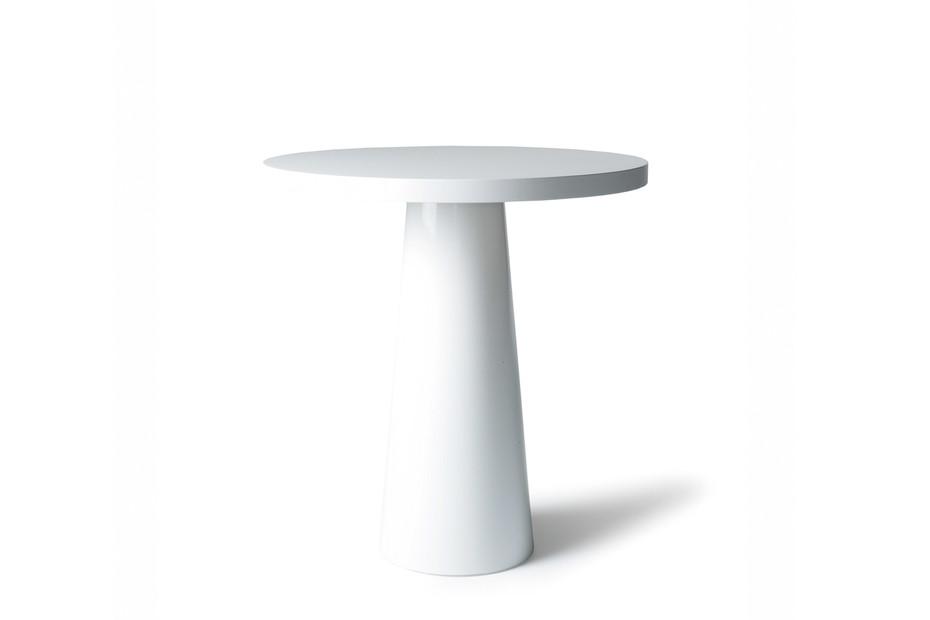Container Tisch 70 rund