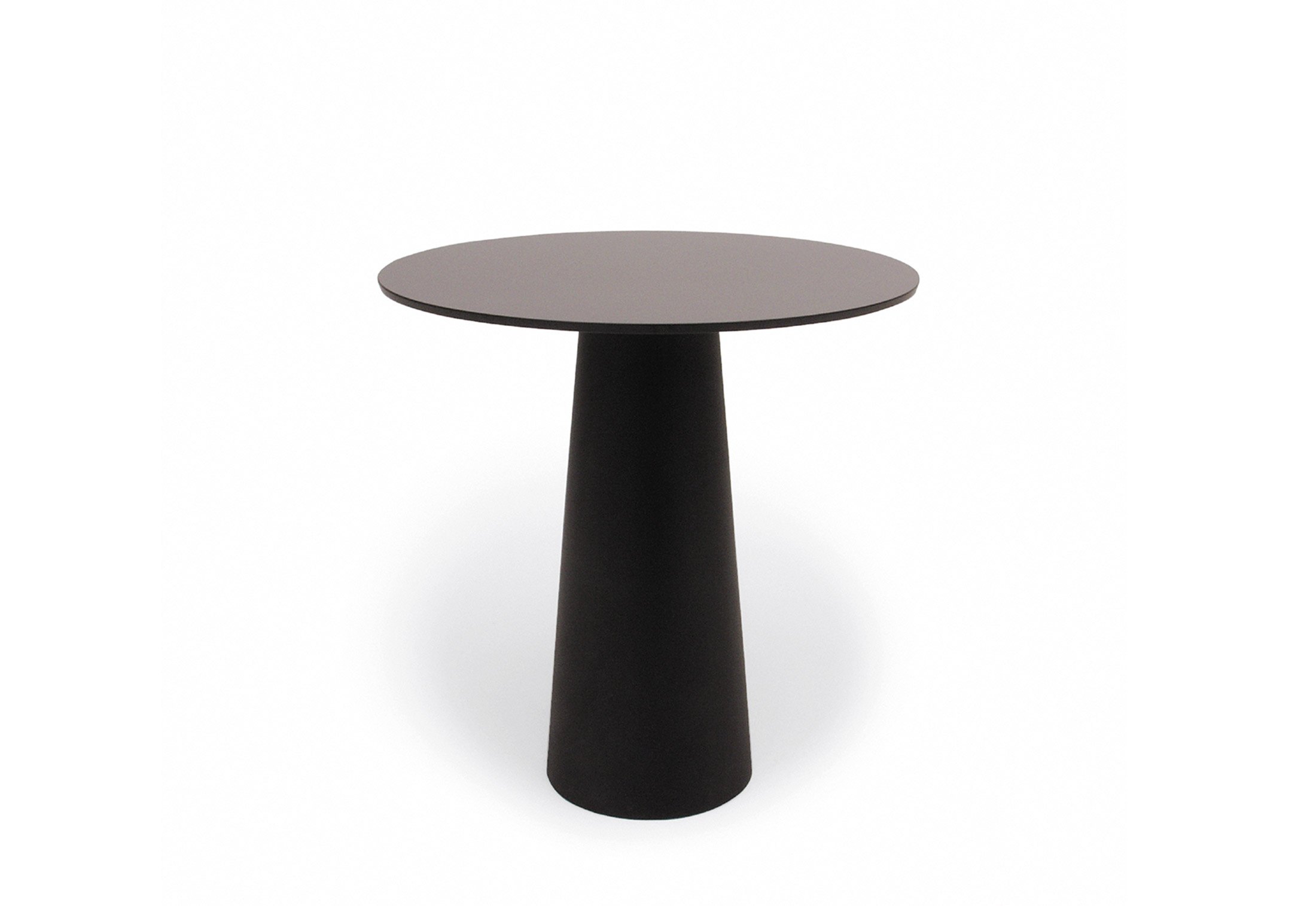 Container Tafel Moooi : Container table 70 round by moooi stylepark