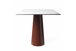 Container table 80  by  Moooi