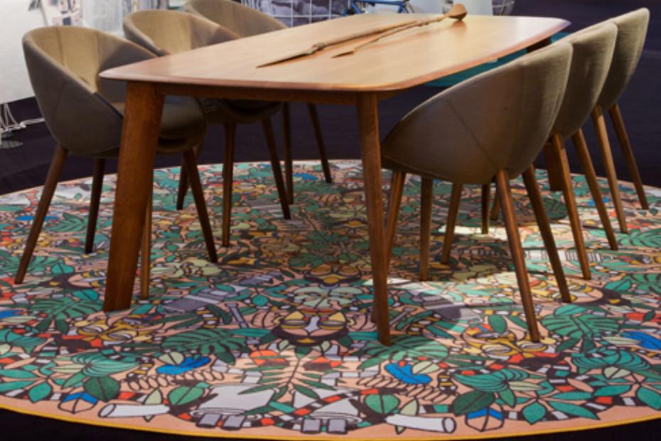 L´afrique Carpet