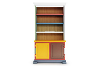 Paper Cabinet Patchwork  by  Moooi
