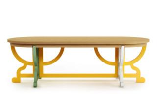 Paper Patchwork Tisch  von  Moooi