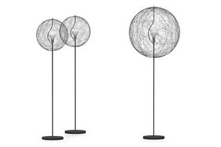 Random light LED floor lamp  by  Moooi