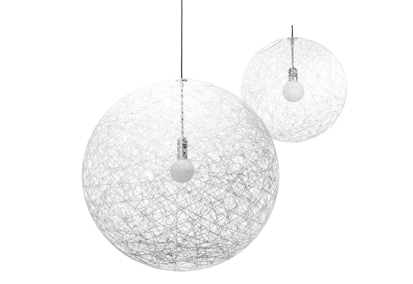 random light led by moooi stylepark. Black Bedroom Furniture Sets. Home Design Ideas
