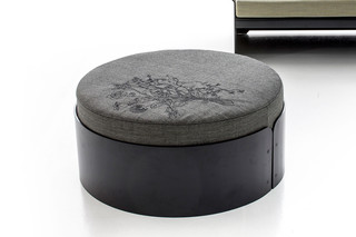 22nd floor pouf  by  Moroso