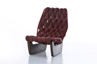 Biknit easy chair  by  Moroso