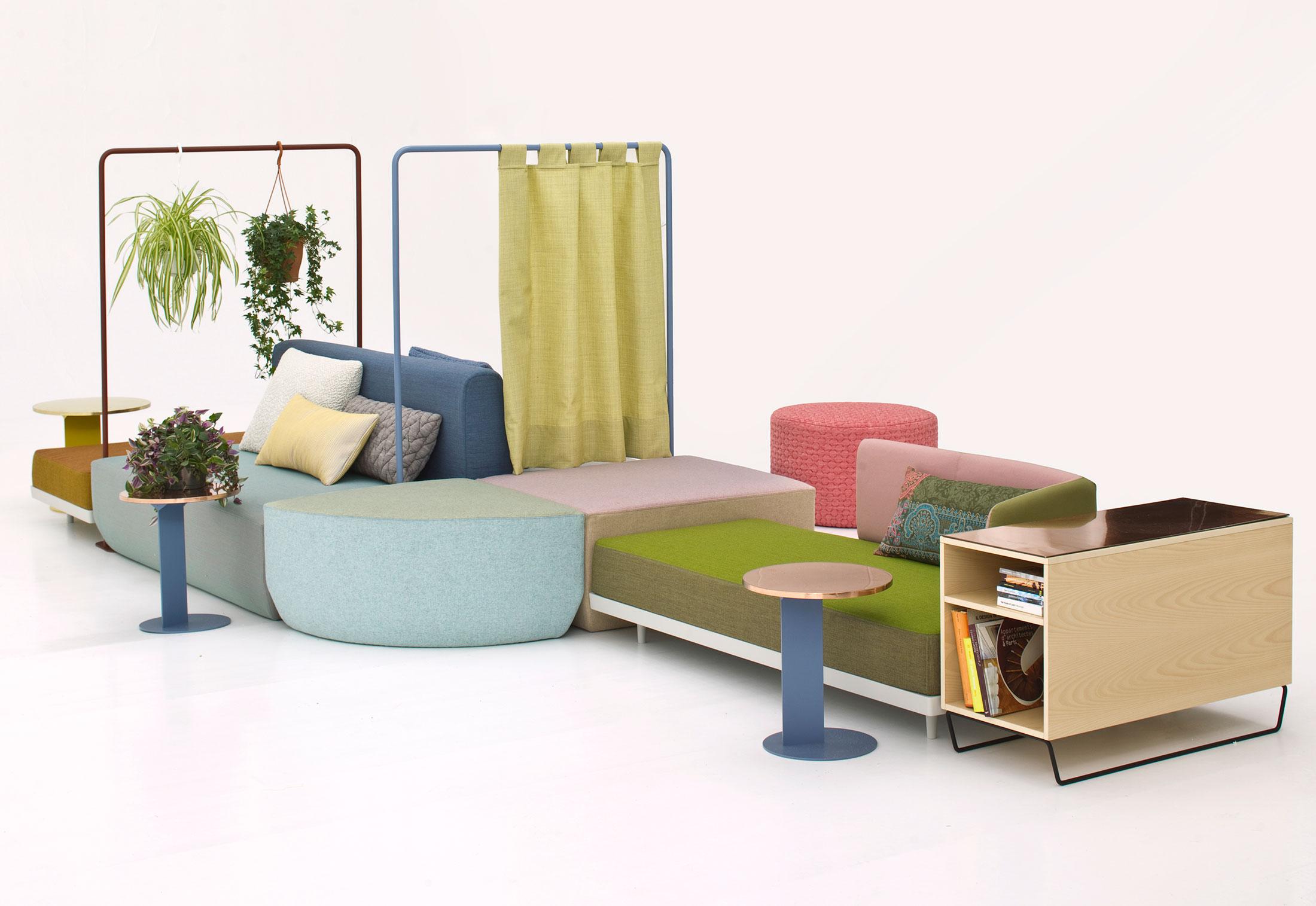 Bkini Sofa Landscape By Moroso Stylepark