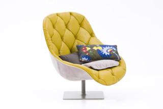 Bohemian 001 armchair  by  Moroso