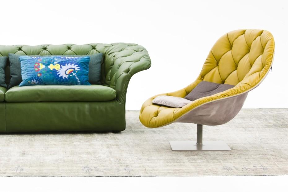 Bohemian 001 armchair