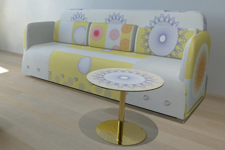 Button Down sofa