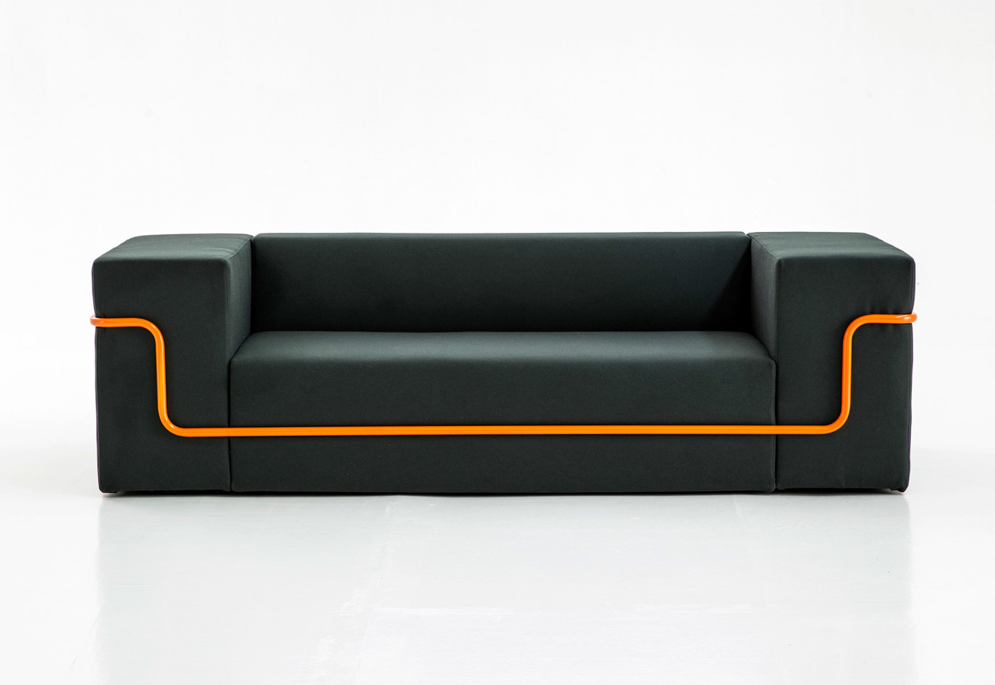 conduit sofa by moroso stylepark. Black Bedroom Furniture Sets. Home Design Ideas