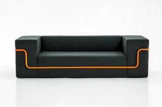 Conduit sofa  by  Moroso