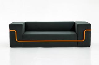 Conduit sofa  by  Moroso