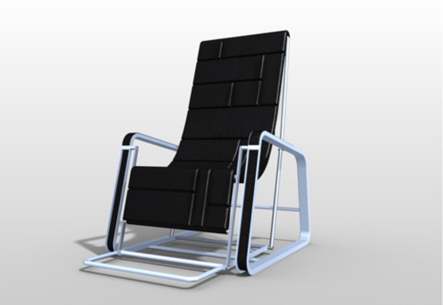 Moroso deck one sedia a sdraio idea creativa della casa for Bel design della casa