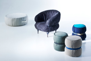 Diesel Collection - Chubby Chic Pouf  von  Moroso