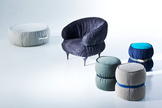 Diesel Collection - Chubby Chic pouf  by  Moroso