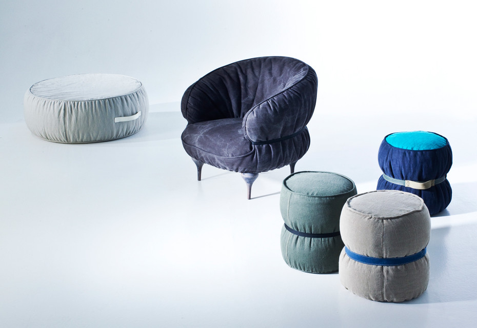 Diesel Collection - Chubby Chic Pouf