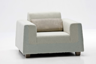 Diesel Collection - Mr Softy Arm chair  by  Moroso