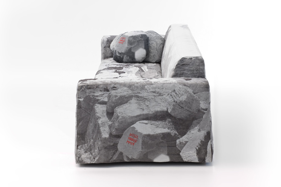 Diesel Collection - Mr Softy Sofa
