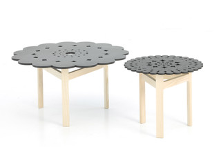 Fergana side table round  by  Moroso