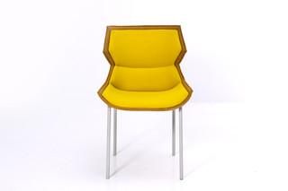Hood Chair  by  Moroso