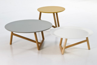 Klara low table  by  Moroso