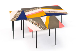 M.a.s.s.a.s. coffee table  by  Moroso