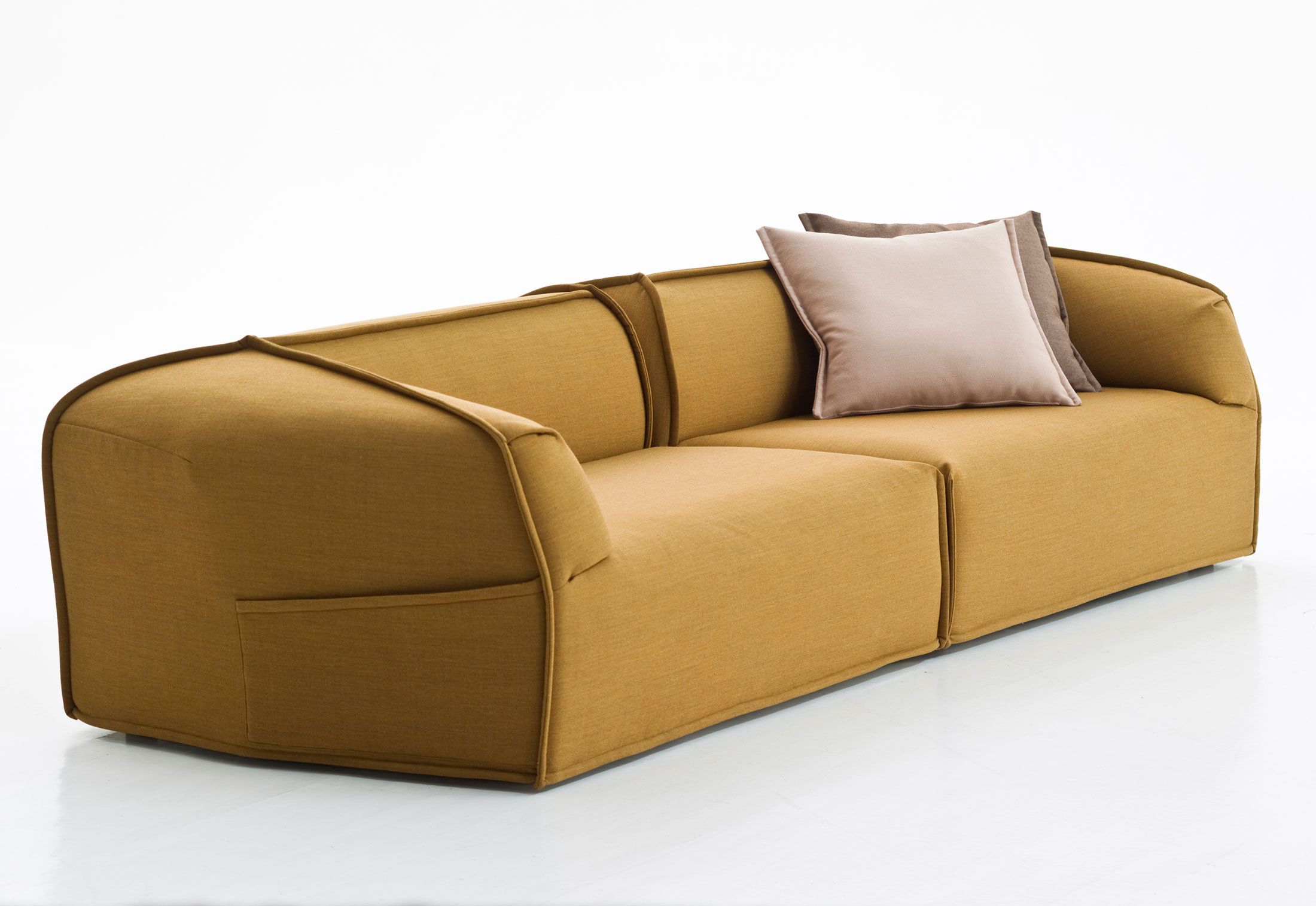 m a s s a s sofa by moroso stylepark. Black Bedroom Furniture Sets. Home Design Ideas
