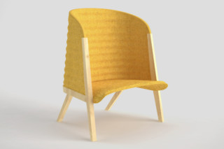 Mafalda armchair high back  by  Moroso