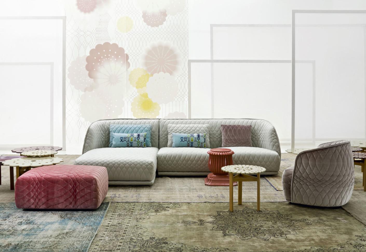 redondo sofa von moroso stylepark On sofa redondo