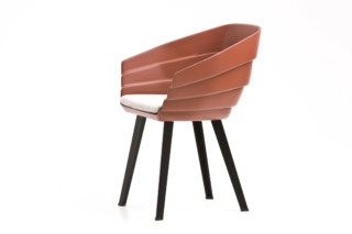 Rift chair  by  Moroso