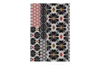 Sardianian Rugs Flowers  by  Moroso