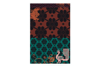 Sardianian Rugs Peacock  by  Moroso