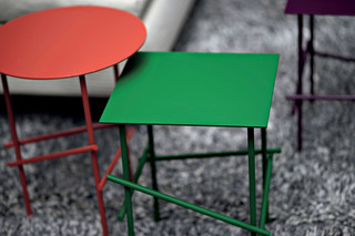 Shanghai Tip side table  by  Moroso