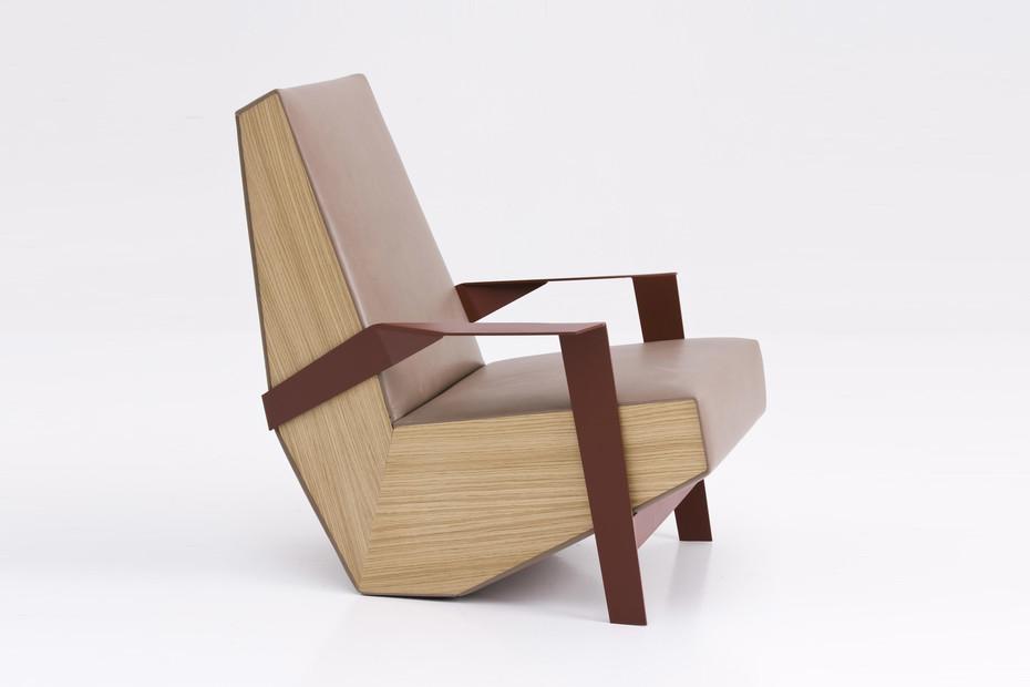 Silver Lake armchair