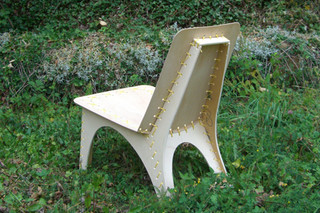 Stitched Sessel  von  Moroso