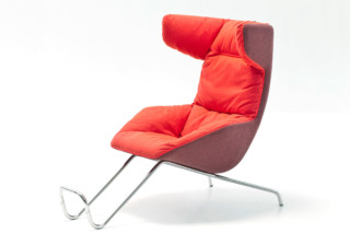 Take A Soft Line For A Walk Easy chair  by  Moroso