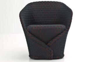 Talma armchair  by  Moroso
