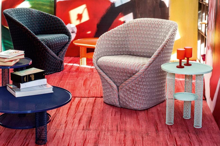 Talma armchair