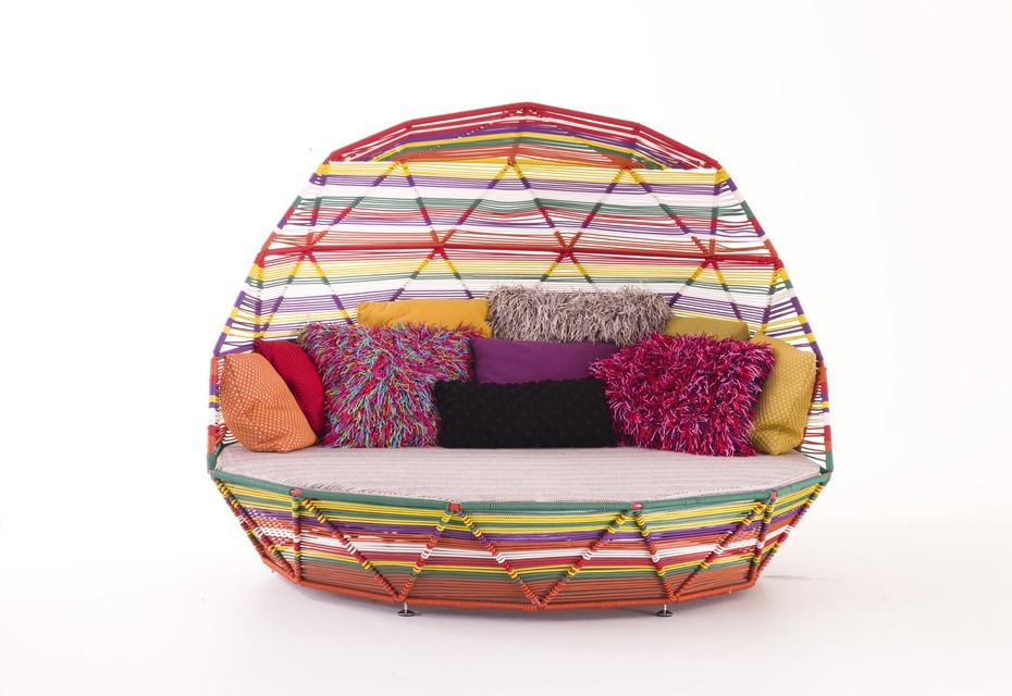 Tropicalia - Daybed