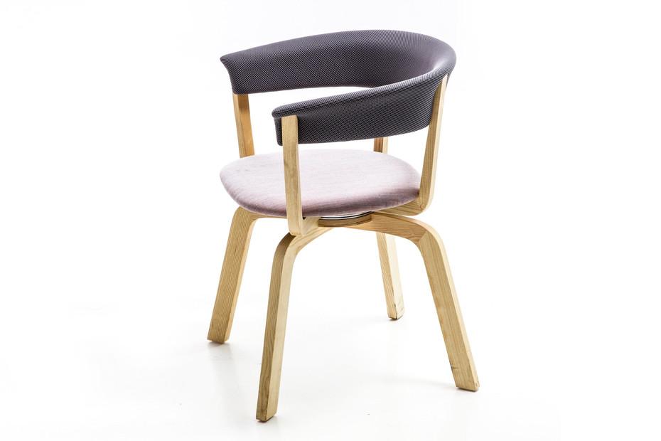 Wood Bikini Stuhl