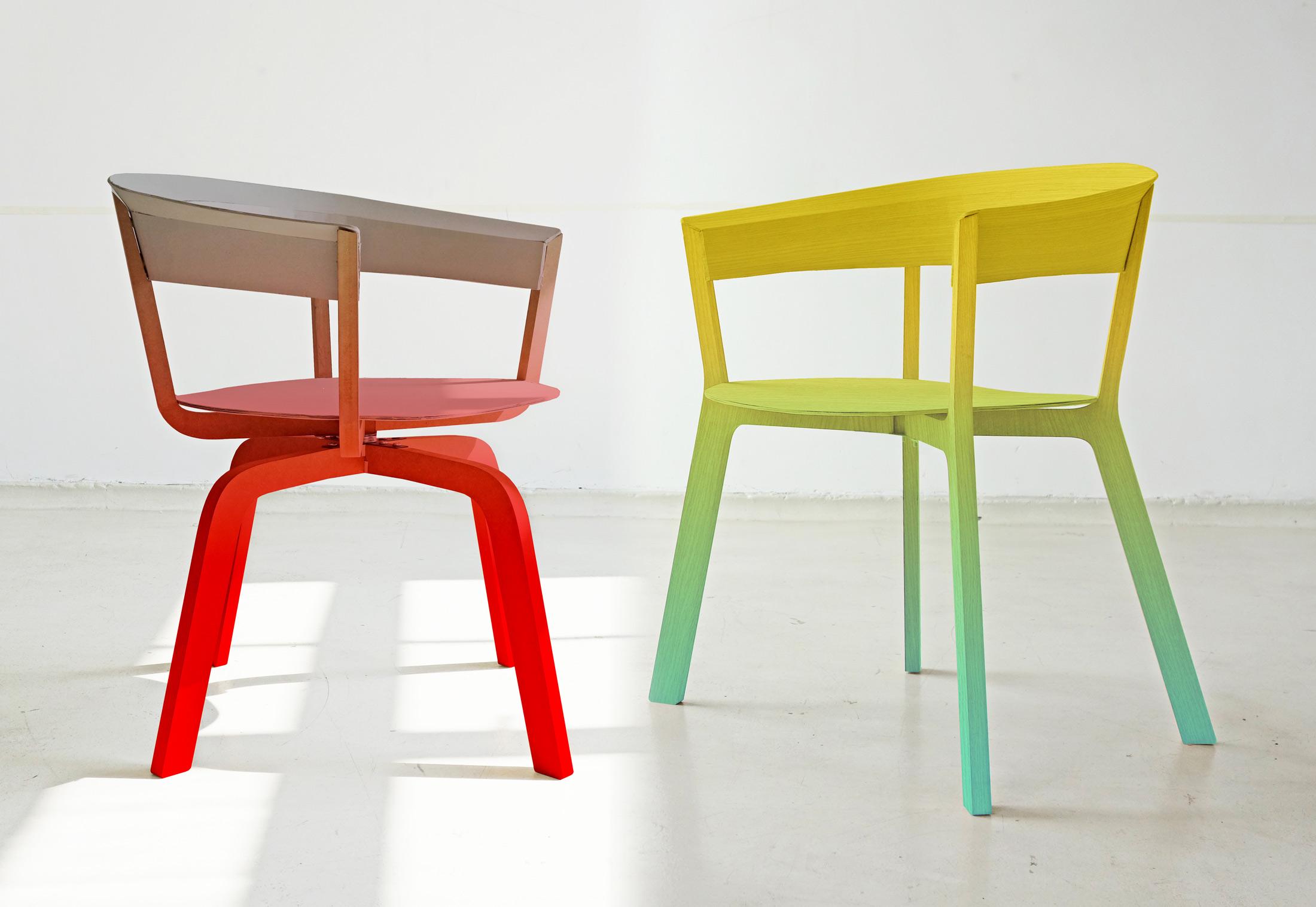 Wood Bikini Chair By Moroso Stylepark